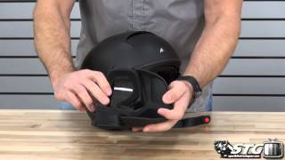 getlinkyoutube.com-Shark Raw Helmet Review from SportbikeTrackGear.com