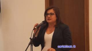Arrivo dei migranti a Cariati: Consiglio comunale del 27 10 2016 PARTE6
