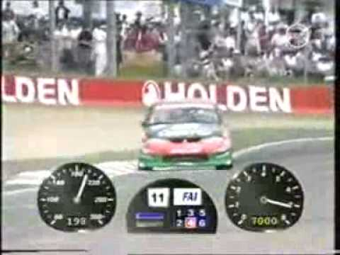 1998 Bathurst 1000 Top 10 Shootout Larry Perkins