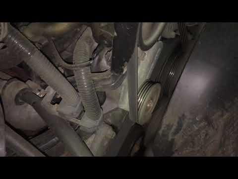 Где в FIAT Fiorino находится шкив коленвала