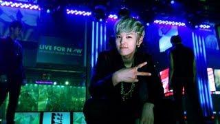 "getlinkyoutube.com-MTV K Presents B.A.P Live in NYC: ""Warrior"""