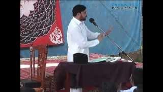 getlinkyoutube.com-Allama Ali Naser Talhara 2013 @ mehdi house dina