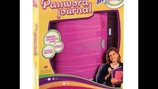 getlinkyoutube.com-Password Journal ~ Skit