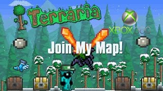 getlinkyoutube.com-Terraria: How to join my Xbox 360 All Items Server |  [CLOSED] (READ DESCRIPTION)  Now Do Giveaways