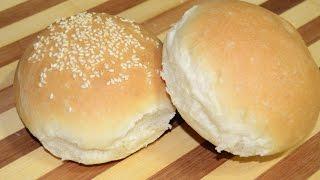 getlinkyoutube.com-أفضل واسهل طريقة لتحضيرخبز البرجر Baking With Chef Ahmad/Burger Bun