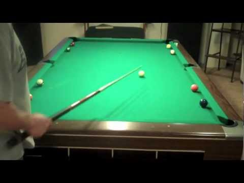 Billiard Lessons  8 Ball Challenge