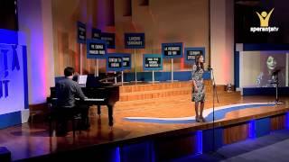 Ingrid Iorgulescu - Te cheama Domnul - LIVE Speranta la orizont