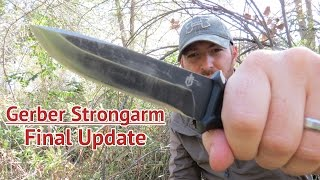 getlinkyoutube.com-A Knife Worth Owning: Gerber Strongarm Conclusion