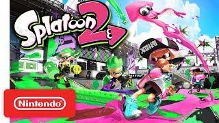 getlinkyoutube.com-Splatoon 2 - Nintendo Switch Presentation 2017 Trailer