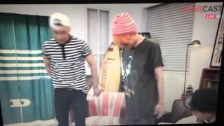 getlinkyoutube.com-Bigbang naver starcast sober if you live part 4 (behind the scene)