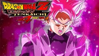 getlinkyoutube.com-Dragon Ball Z Budokai Tenkaichi 4 Beta