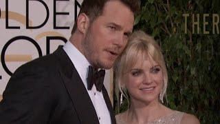 getlinkyoutube.com-Anna Faris Fires Back at Rumors of Marriage Problems With Chris Pratt