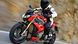 getlinkyoutube.com-BMW S 1000 R: Naked Bike mit 160 PS - Test & Fahrbericht