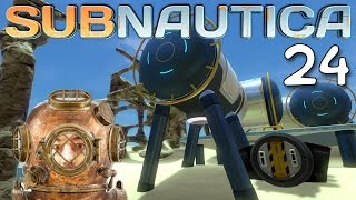 "getlinkyoutube.com-Subnautica Gameplay Ep 24 - ""Island Sea Base Summer House!!!"" 1080p PC"