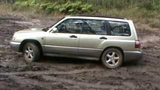 getlinkyoutube.com-Subaru Forester GT off road 5