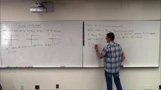 Topics In Analysis (Lecture 27): Properties Of The Riemann-Stieltjes Integral