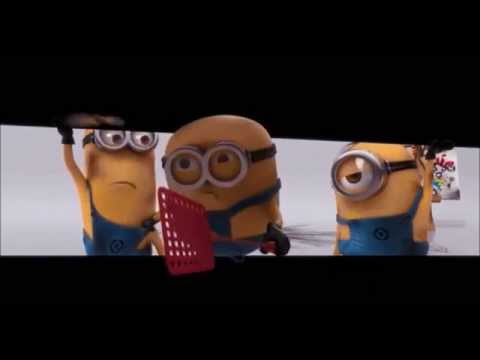 New Minions Movie - Trailer HD (3D)