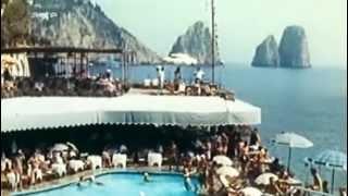 Capri Anni 60: Video montaggio  spagnolo con Fred  Bongusto