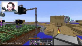 getlinkyoutube.com-Minecraft: Sky Factory Ep. 53 - MAKE IT BIGGER