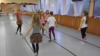 Anglický tanečný kurz pre deti