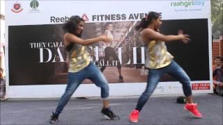 getlinkyoutube.com-Delhi Salsa Club-Toma Reggaeton