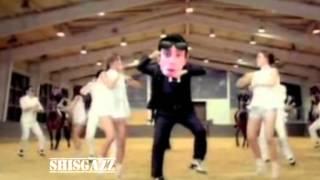 getlinkyoutube.com-Il RAS DELLA FOSSA: GANGNAM STYLE