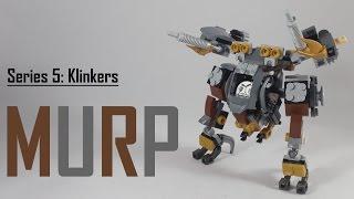 getlinkyoutube.com-LEGO Instructions - Lego Mixels - Klinkers MURP