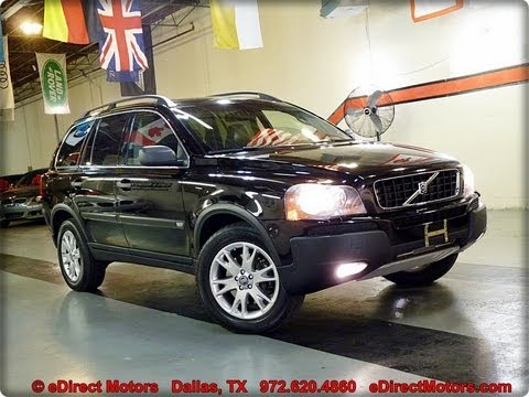 2006 Volvo XC90 Problems, Online Manuals and Repair Information