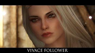 getlinkyoutube.com-TES V - Skyrim Mods: Vivace Follower by rxkx22