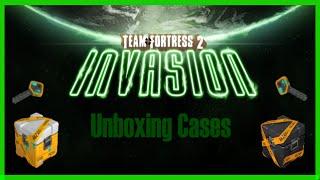 getlinkyoutube.com-TF2 - Unboxing Invasion Cases [WIN!]