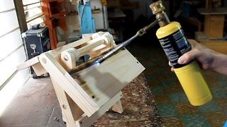 getlinkyoutube.com-Acabado e muebles en madera