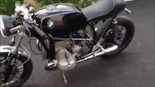 getlinkyoutube.com-BMW r100/7 caféracer with megaton exhaust