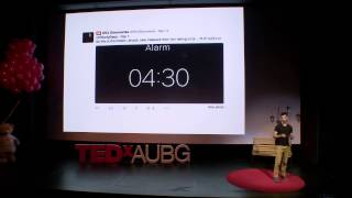 getlinkyoutube.com-How waking up every day at 4.30am can change your life | Filipe Castro Matos | TEDxAUBG