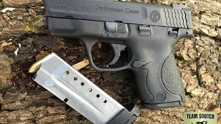 getlinkyoutube.com-New S&W Perfomance Center M&P Shield 9mm Pistol Review