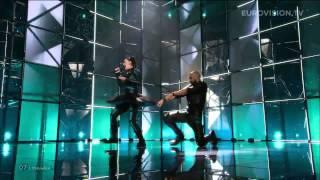 Vilija Matačiūnaitė - Attention (Lithuania) 2014 LIVE Eurovision Second Semi-Final