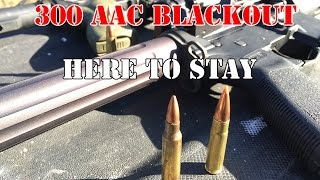 getlinkyoutube.com-300 AAC Blackout: Why it continues to defy critics...