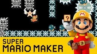 getlinkyoutube.com-Super Mario Maker - Star Power
