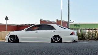 getlinkyoutube.com-【搬出動画②】サマーカーニバル2015@ロングウッドステーション 車高短 シャコタン Lowered Lowcar exhaust