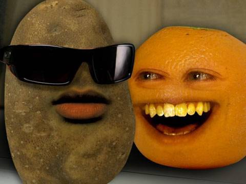 Annoying Orange - Muddy Buddy
