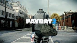 getlinkyoutube.com-Payday 2 - Atraco al Banco Completamente en Sigilo!