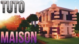 getlinkyoutube.com-TUTO MAISON LÉGENDAIRE | Minecraft
