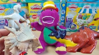 getlinkyoutube.com-Fisher-Price 2001 Animated Barney The Dinosaur Sings