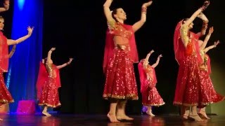 getlinkyoutube.com-Prem Ratan Dhan Payo dance by Mohini Dance Group
