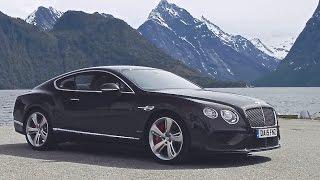 2016 Bentley GT Speed SPECTRE Commercial Bentley Continental GT Speed 2016 CARJAM TV HD 2016