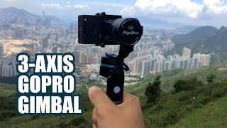 getlinkyoutube.com-Feiyu G3 Ultra 3-Axis Gimbal Stabilizer Introduction - Helipal.com