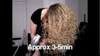 getlinkyoutube.com-How To Style Naturally Curly Hair (complete tutorial)