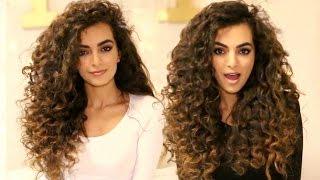 getlinkyoutube.com-HEATLESS Curls For Long Hair Tutorial!