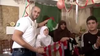 getlinkyoutube.com-Reportage sur Madjid Bougherra et sa famille [DZ-Gen.com]