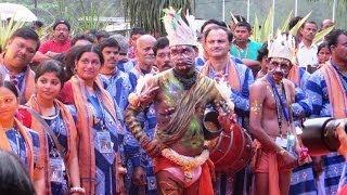 Sala Budha - Walking the red Carpet IFFI 2013, Goa
