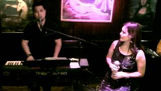 getlinkyoutube.com-Take This Love - Sergio Mendes by Aliya Parcs and Maki Ricafort @ Cafe Marcello Imus Cavite